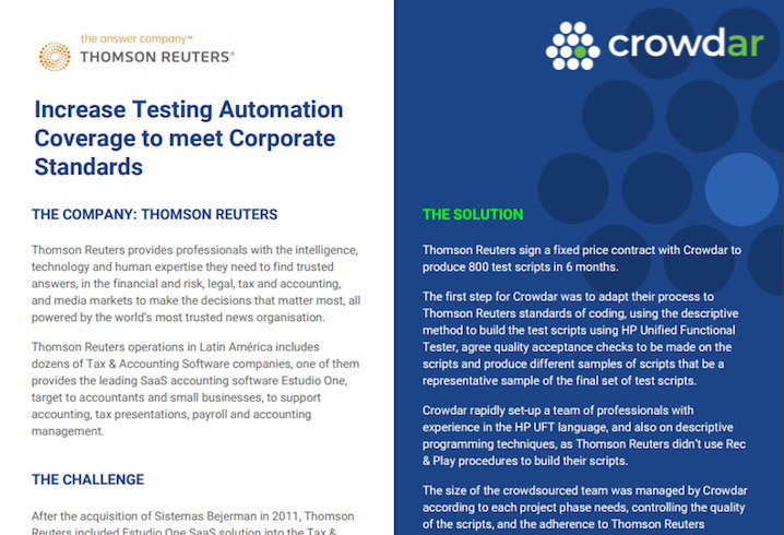 Increase Testing Automation Coverage to meet Corporate